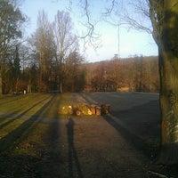 Photo taken at S Schlachtensee by Jeannette H. on 2/18/2014