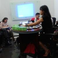 Photo taken at Gedung TSI BRI, Divisi Teknologi dan Sistem Informasi (TSI) by Ara on 12/11/2013