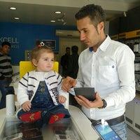 Photo taken at Turkcell Superonline by Mehmet B. on 1/17/2014