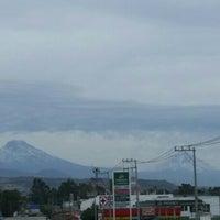 Photo taken at Los Reyes La Paz by Christine D. on 3/19/2016