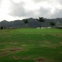 Photo taken at Puakea Golf Course by Dan K. on 11/27/2012