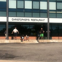 Photo taken at Christopher's Restaurant by Anthony S. on 8/25/2013