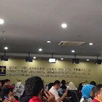 Photo taken at Direktorat Jenderal Administrasi Hukum Umum Kementerian Hukum dan HAM RI by volda r. on 2/11/2014
