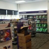 Photo taken at FedEx Office Print & Ship Center by Don V. on 12/11/2016