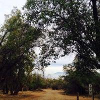 Das Foto wurde bei Sendero Ecologico San Carlos De Apoquindo von Paola G. am 7/25/2015 aufgenommen