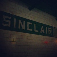 Photo taken at The Sinclair by Andrew S. on 1/28/2013
