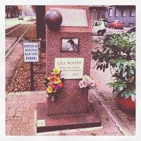 Foto scattata a Monumento a Gigi Meroni da Maurizio S. il 9/22/2013