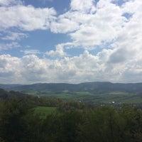 Photo taken at Jurkovičova rozhledna by Myša on 5/8/2016