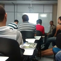 Photo taken at sala do terror by Artur V. on 3/14/2014
