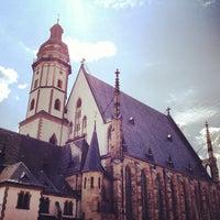 Foto tirada no(a) Thomaskirche por Arzhna L. em 7/13/2013
