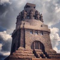 Das Foto wurde bei Völkerschlachtdenkmal von Arzhna L. am 7/13/2013 aufgenommen