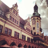 Photo taken at Altes Rathaus by Arzhna L. on 7/13/2013