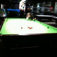 Photo taken at BSD Billiard Snooker Darts Club by eyankulov on 3/16/2013