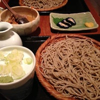 Photo taken at Sobakichi by Pekotomo on 11/18/2012