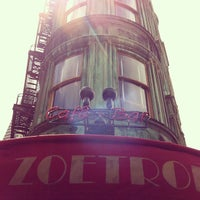 Photo taken at Cafe Zoetrope by Benjamin A. on 6/29/2012