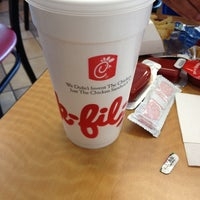 Photo taken at Chick-fil-A by Carrie on 7/14/2012