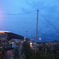 Photo taken at Camp Atterbury by frank s. on 3/16/2012