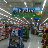Photo taken at Walmart Supercenter by Antonel N. on 2/26/2012