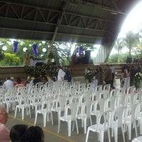Photo taken at Hacienda Vivero Las Mañanitas by Felipe C. on 5/19/2012