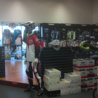 Photo taken at J & R BMX Superstore by Carley Y. on 2/8/2012