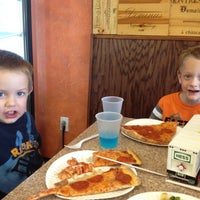 Photo taken at Tuscanero's Pizza by Kristy D. on 7/21/2012
