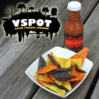 Photo taken at The V Spot by The V Spot on 8/6/2013
