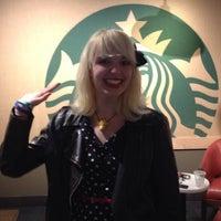 Photo taken at Starbucks by Vicky K. on 9/25/2013