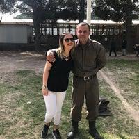 Photo taken at Ezine 3. Jandarma Eğitim Tabur Komutanlığı by Gözde E. on 4/13/2018