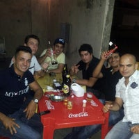 Photo taken at Cantina da tia Tonha by diego w. on 9/21/2013