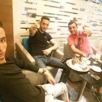 Photo taken at Freeday Tea Lounge by Mohamed Youssef H. on 8/12/2016