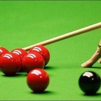 Photo taken at Snooker World by Febin J. on 9/27/2013