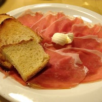 Photo taken at Trattoria Da Abele by Kenny L. on 10/2/2013