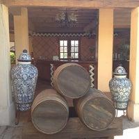 Photo taken at Hacienda Las Higueras by lady b. on 4/28/2013