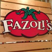 Photo taken at Fazoli's by Brad F. on 5/10/2014