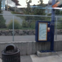 Photo taken at Sound Transit Bus Stop #71335 by Tyler S. on 9/7/2016