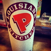 Photo taken at Popeye's Chicken at WKU by Jacob C. on 8/22/2013