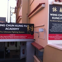 Photo taken at Wing Chun Kung Fu Academy by Stefanos P. on 9/5/2013