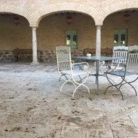 Photo taken at Hotel Parador de Almagro by Diana d. on 10/8/2016