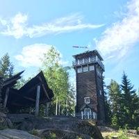 Photo taken at Karstulan Näkötorni by O H. on 6/26/2016