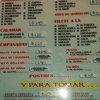 Photo taken at Mariscos Alfredo's by Ruben Z. on 8/31/2013