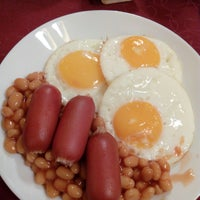 Photo taken at Hotel Angelis Prague by Michelle on 3/18/2018
