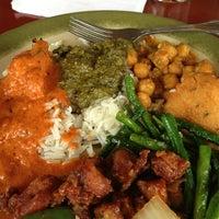 Photo taken at Diwan Indian Restaurant & Bar by Lisa Q. on 9/2/2013