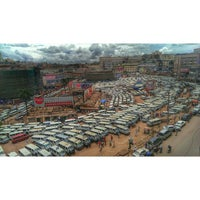 Photo taken at New Taxi Park - Kampala by João M. on 4/28/2015