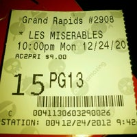 Photo taken at AMC Star Grand Rapids 18 by Lorraine W. on 12/25/2012