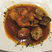 Photo taken at Restaurante nou palas by Rebeca .. on 6/12/2015