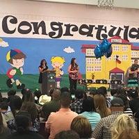 Photo taken at Sierra Vista Elementary by Christopher W. on 5/27/2016