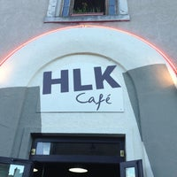 Photo taken at HLK Café by Marc H. on 8/7/2013