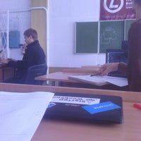 """รูปภาพถ่ายที่ Академія LPI  при НТУУ """"КПІ"""" โดย Sergiy G. เมื่อ 10/9/2013"""
