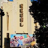 Photo taken at Regal Cinema by Ani G. on 3/22/2014