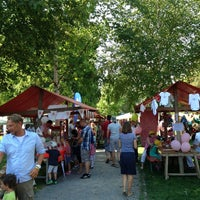 Photo taken at Kinderfest by Justus on 9/7/2013